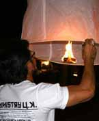 I Fell In Love With A Bar Boy: Candles In the Wind, Celebrating Loy Krathong In Chiang Mai