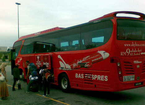 air asia would rather drive you to your destination