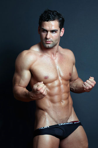 Hot Stud Colby