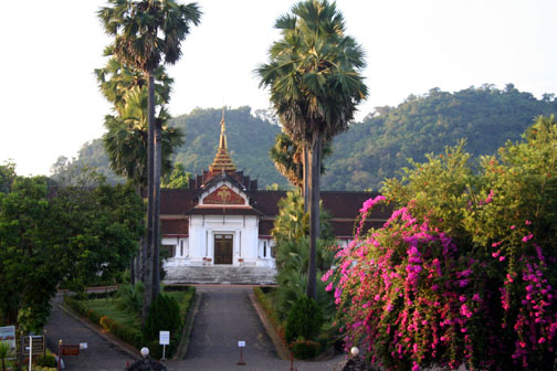 The Royal Palace @ Luang Prabang's National Museum