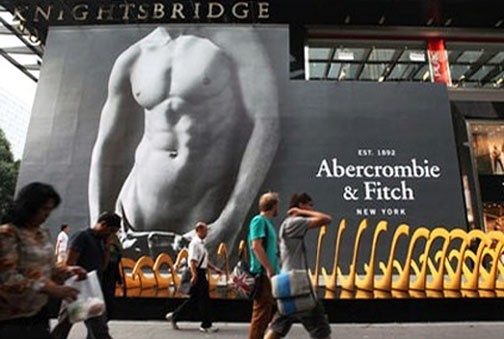"""reasons for abercrombie and fitch going global Abercrombie & fitch ends sales talks after """"perhaps the reason the abercrombie deal didn't get done was that abercrombie now has no choice but to go it."""