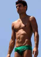 London Olympics Stud Of The Day: Francesco Dell'Uomo