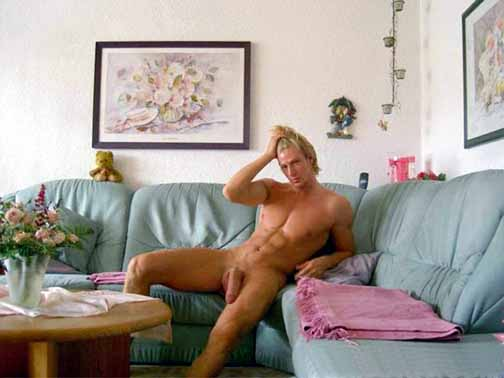 Lurid Diggs sums up gay hook-up site photo's interior decorating errors with perfectly snarky post titles, like with this one: The Smell Of Grandma When You're Elbow Deep In Ass.