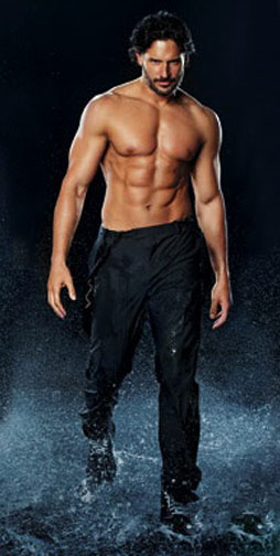 Manganiello shows it all off in Magic Mike, so let's hope he attends to his nudity duties in Season 5 too.