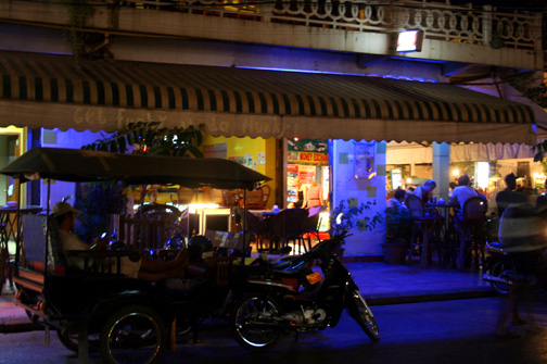 Siem Reap Blues
