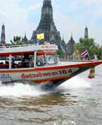 Rolling On The River: The Chao Phraya Riverboats