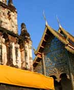 The Wats of Lamphun (Or at Least Two of Them)