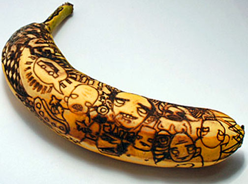 About Your Banana