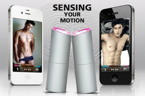 LovePalz gives you all of the senses of being with your guy. Except for the part where your wallet gets lightened.