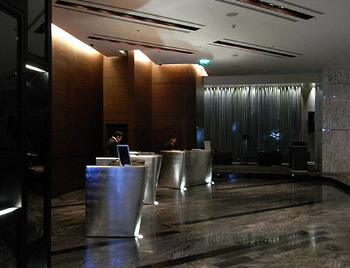 Beam Me Up Scotty! Le Meridien Bangkok sets the tone for hi-tech elegance in Patpong.
