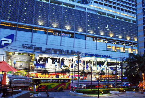 Platinum Fashion Mall is a top choice in  Bangkok for shopaholics, divas, tourists, and bargain hunters alike.