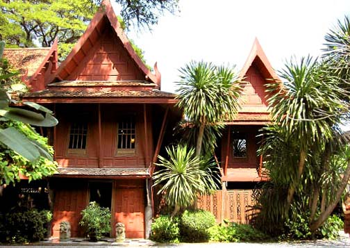 Jim Thompson's House makes it onto everyone's Bangkok Top 10 List. You'll be ignoring it today.