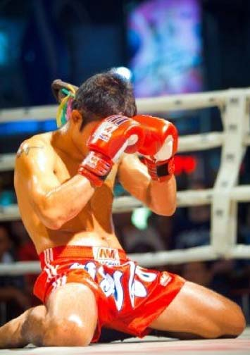 How could you not enjoy Muay Thai?