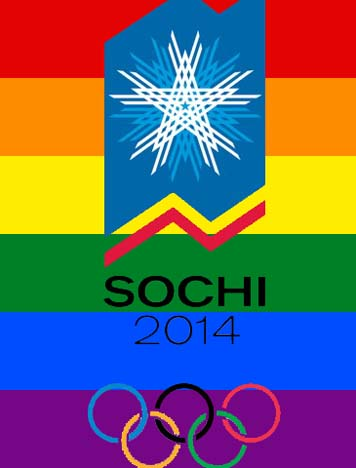 Will rainbow flags be flying in Sochi?