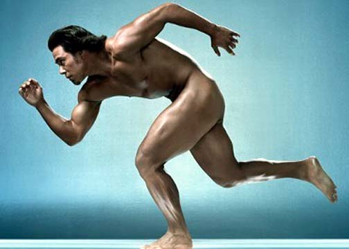 And while we are on the subject of hunky naked male skaters . . . Go USA!