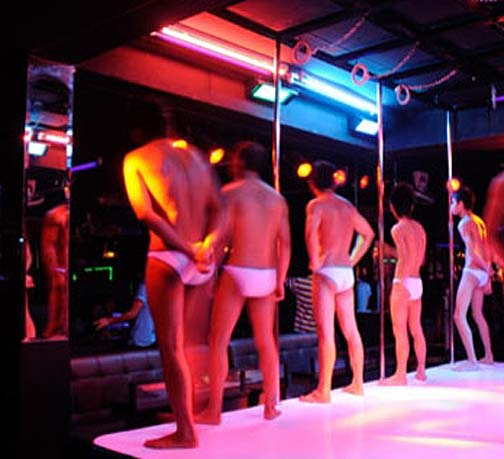 Bangkok Gay Gogo Bars