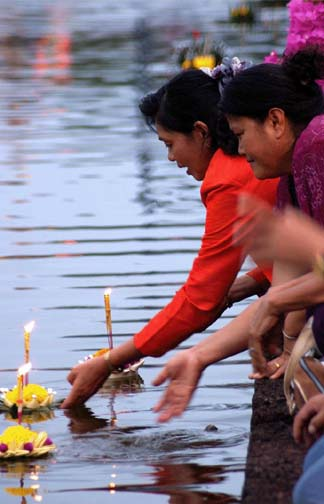 Loy Krathong in Bangkok will officially be a subdued affair this year, which probably means business as usual.