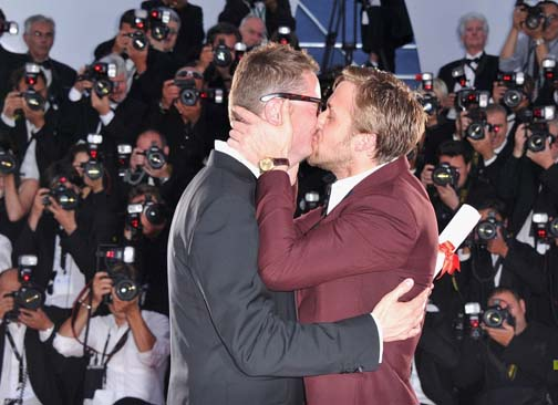Gosling teams up again with visibly gay director Nicolas Winding Refn for a movie set in Bangkok . . . oh, the possibilities.