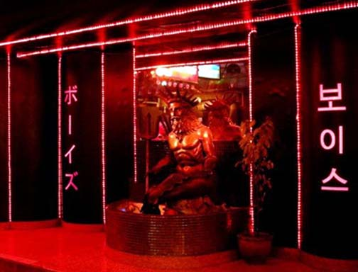 Though they are easily confused by sex touri, believe it or not, this is not a Thai temple.