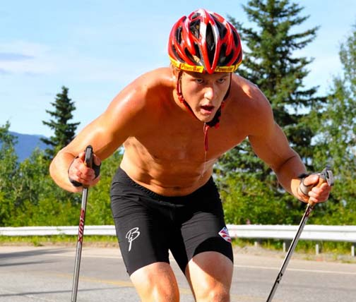 Erik Bjornsen - USA Cross-Country Skier