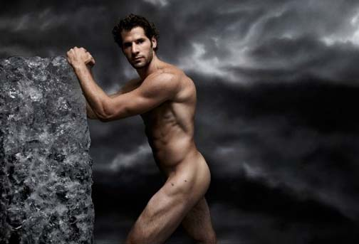 Ryan Kesler's gold medal worthy body will be going for the gold in Sochi.