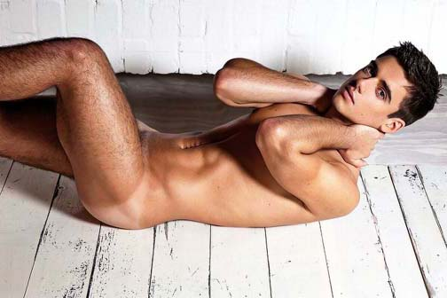 """Olympic Diver Chris Mears says, """"Tom who?"""""""