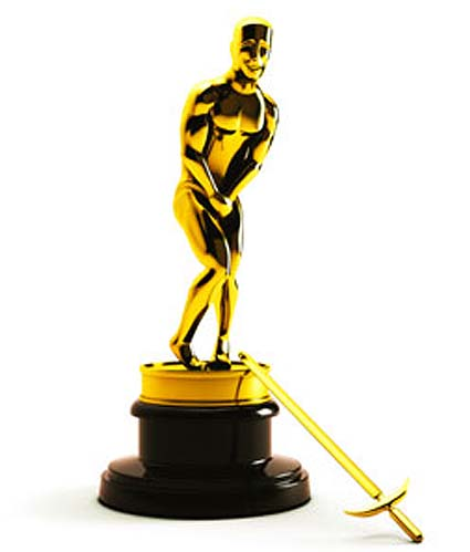 Did you know Oscar will finally have a penis this year? Betchya John Travolta did.
