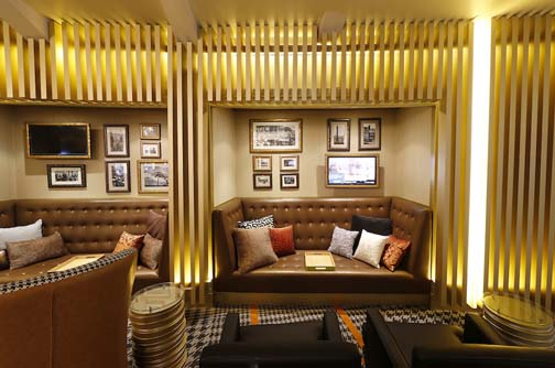 Diplomat Screens says there is no place like home, even if your home never looked so good.