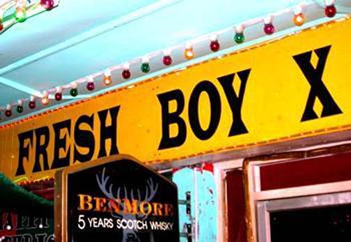 Back in 2008, Fresh Boy X  -  previously known as New Fresh Boy  -  was one of the soi's hottest bars.