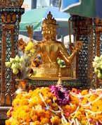 Bangkok's Erawan Shrine: A Hindu Deity For The World's Hopeful
