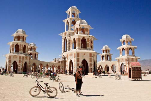 burning man 8
