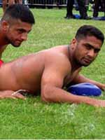 Is Kabaddi The World's Gayest Sport?