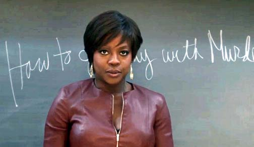 Viola Davis promises to teach you everything your momma didn't want you to know in How To Get Away With Murder.