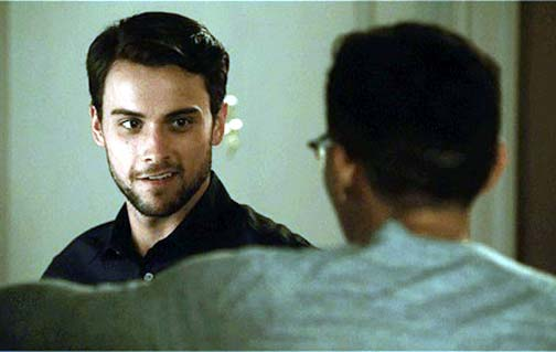 Huh. Looks like Jack Falahee's been taking  'I'm gonna fuck you until you scream for mercy' eyes lessons from Viola.
