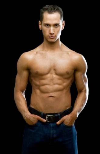 And  Matt McGorry only plays a bodybuilder in real life.
