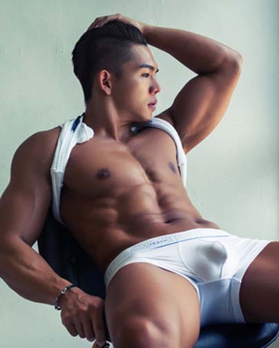 asian bulge