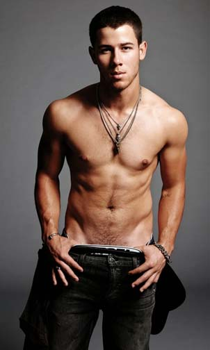 Nick Jonas isn't gay, but he plays one 24/7 these days.