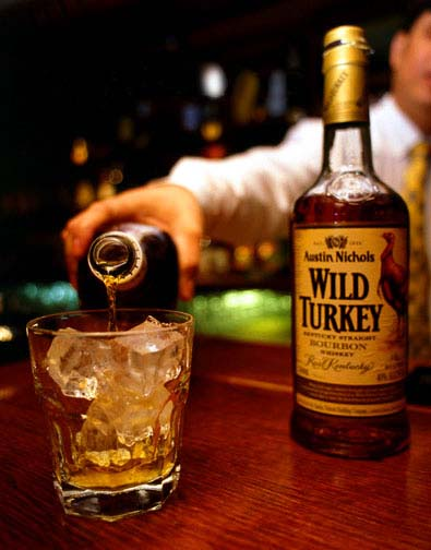 The day before Thanksgiving is one of the five biggest days for consuming alcohol in the U.S. That's what the prospect of spending the holiday with your family does.