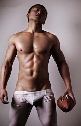 . . .  and then there's always a good argument for playing touch football too.