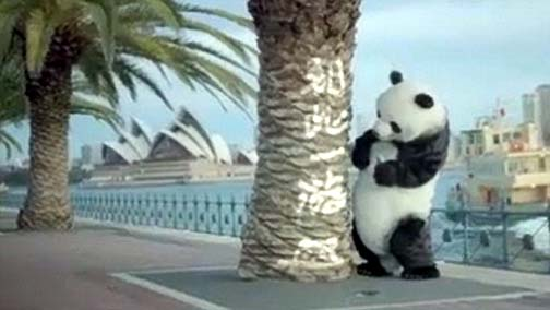 The sight of Chinese tourists urinating in public has become so widespread the Chinese government produced an animated PSA commercial using the beloved panda to educate its citizen to be aware of their actions when traveling overseas.