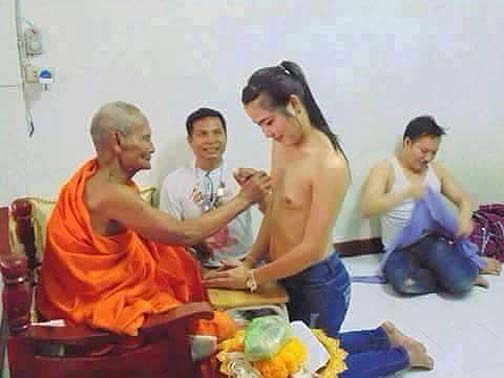 Monks Gone Wild! continues to be a Thai viewing favorite.