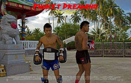 (Click for the video of Phuket Dreaming Season Two, Episode 1 . . . Google will help you find the show's entire first season.)